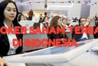 Broker Saham Indonesia