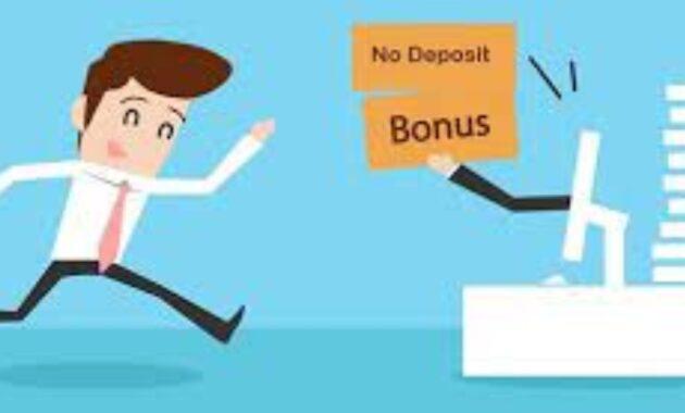Broker Tanpa Deposit Bisa Wd