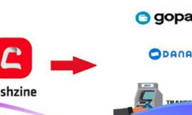 Cara Menggunakan Cashzine