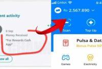 Aplikasi Penghasil Uang Dana